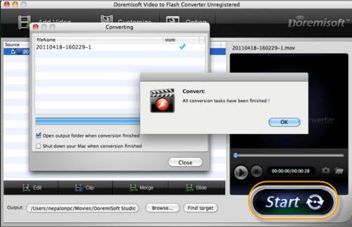 convert samsung galaxy to flash mac