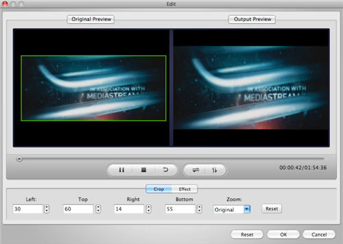 Convert Video toSWF/FLV/Animation on Mac OSX.