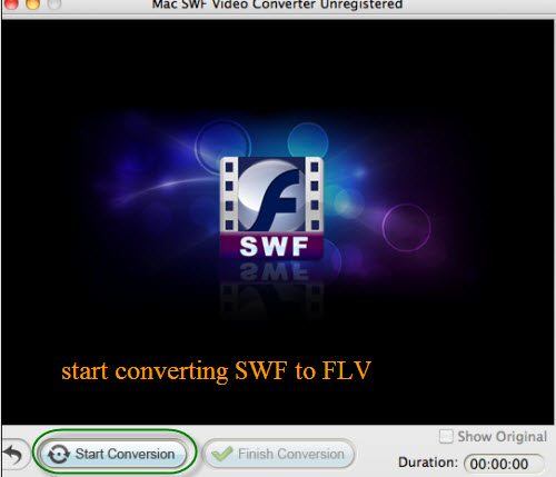 set swf to youtube flv
