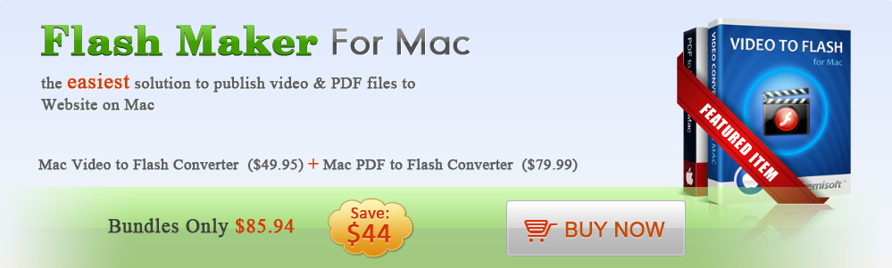 Flash Maker For Mac