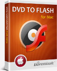 DVD to Flash for Mac