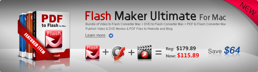 Flash Maker Ultimate For Mac