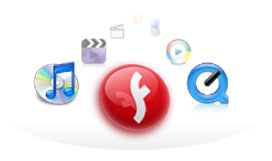 FLV to SWF/FLV converter for mac os x 10 7, rip DVD to Flash