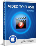 Video to Flash for Mac
