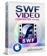 doremisoft swf converter for mac