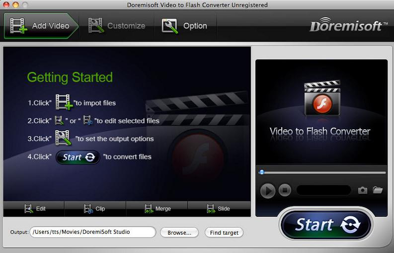 video to flash converter mac